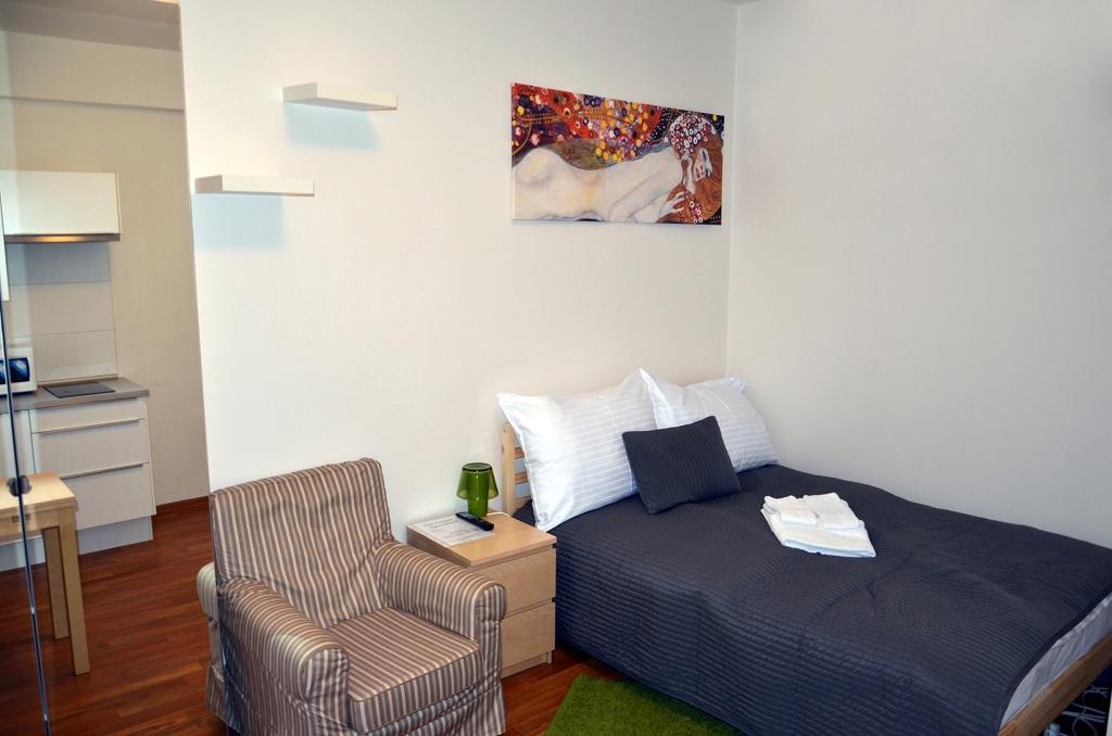 Charvatova-10 Studio Apartments Double Bed