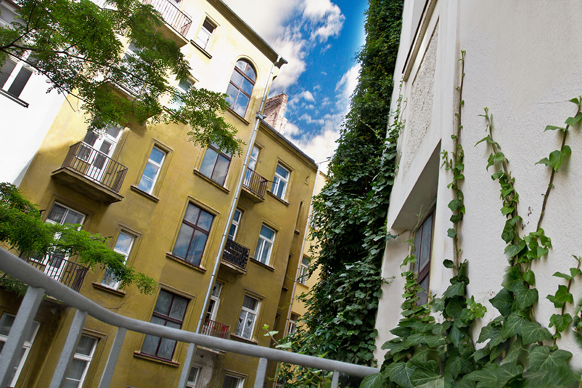 Zatecka 8 balcony garden