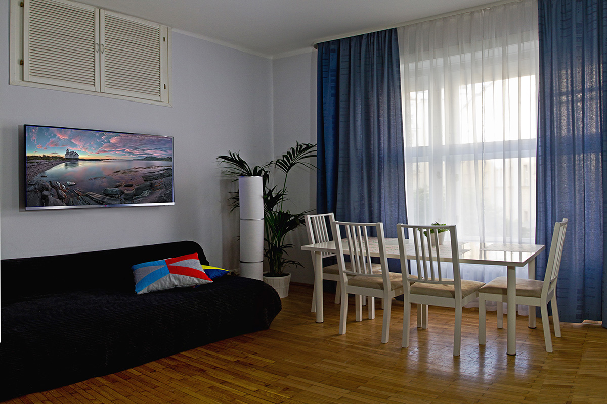 Zatecka 8 Living Room