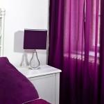 Na Perstyne 17 Bedroom Purple & White