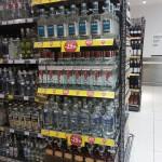 Цена на Текиллу Джин Водку в Праге