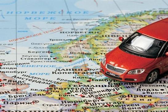 путешествие автомобилем ф