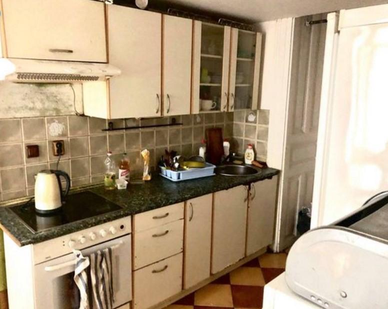 пальное место в комнате I. P. Pavlova Квартира 2+1, мебель,
